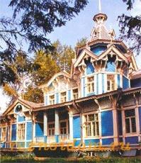 Дом в Томске